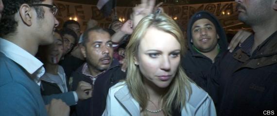 Lara Logan sofreu agressões sexuais 'brutais' no Egito (clique para ler no 'Huff Post')